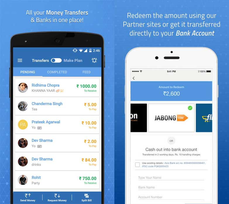 This App Completely Removes The Awkwardness When Sharing Money With Friends - My Poolin App 3 - Viral Media Today